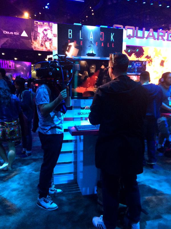 Black The Fall at E3