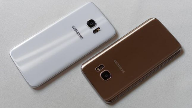 Samsung's Galaxy S7 (Source Samsung)