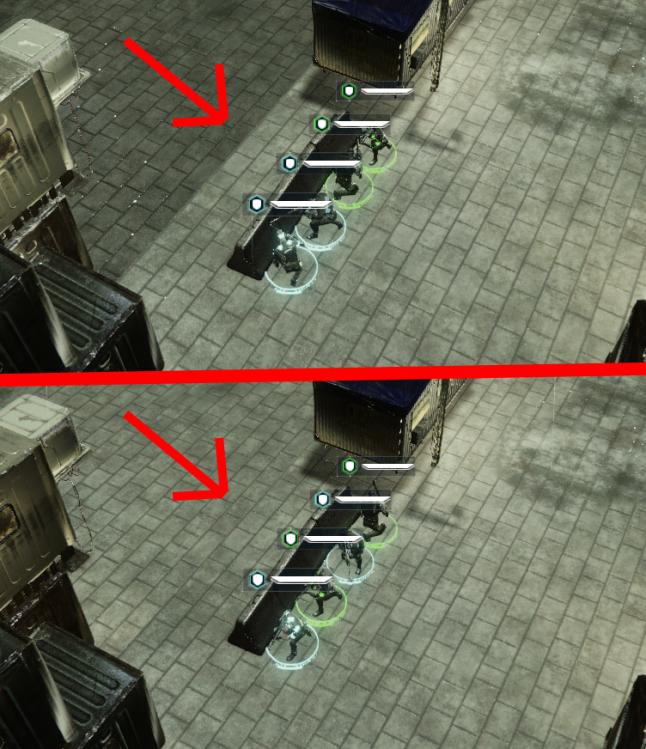 Lighting skybox vs gradient