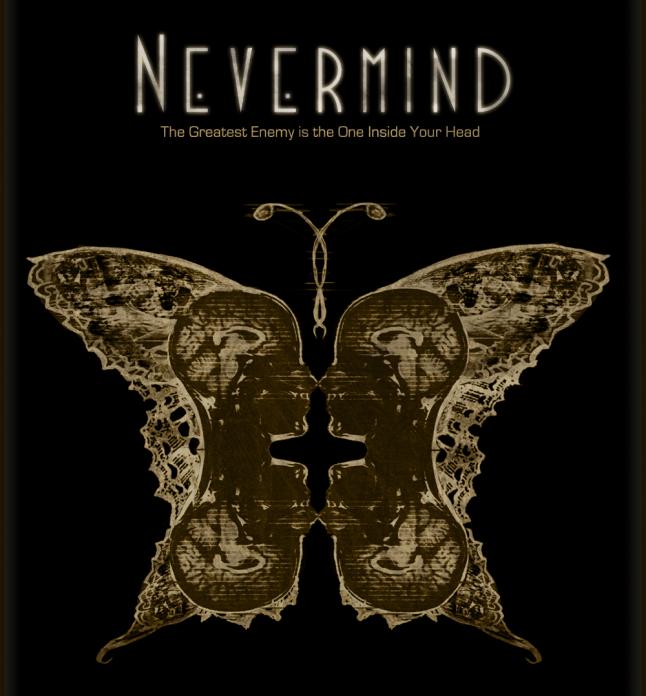 Nevermind Logo