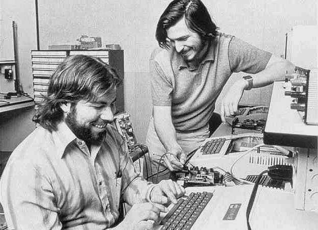 Steve Wozniak, and Steve Jobs