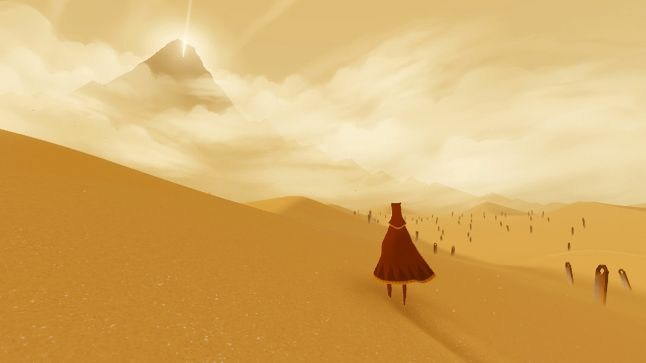 Journey by Thatgamecompany
