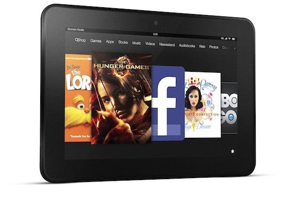 """Amazon Kindle Fire HD 8.9"""" (Texas Instruments OMAP4470 with PowerVR SGX544SC)"""