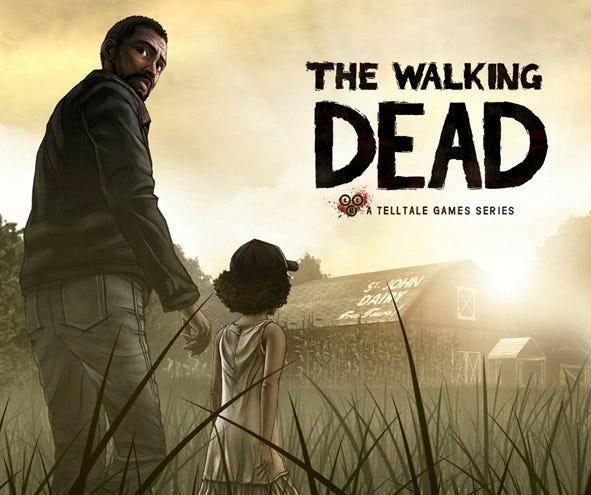 Walking Dead - Telltale game series