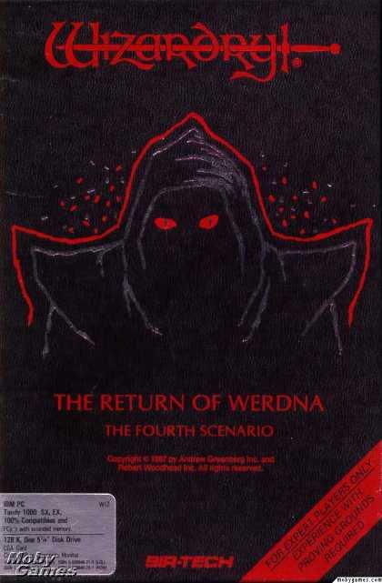 Wizardry IV: The Return of Werdna
