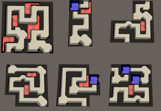 Examples of Generated Paths