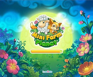 Mini Farm Planet Title