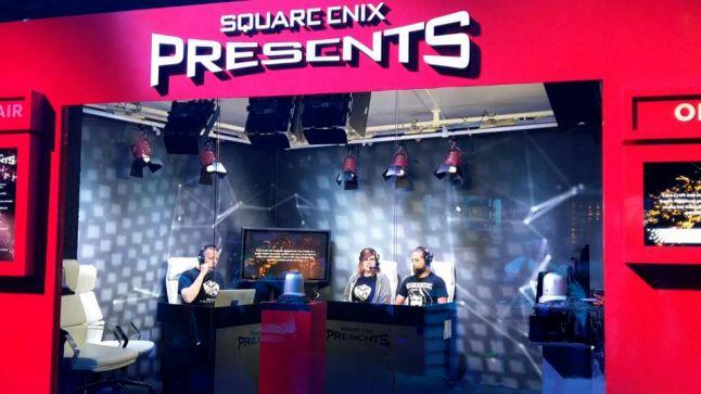 Black The Fall at E3 Square Enix