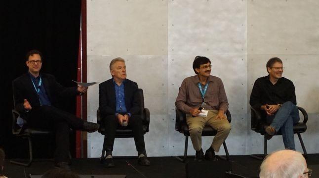The International Future Computing Summit Visionaries Panel, Jon Peddie Research, Intel, Advanced Micro Devices