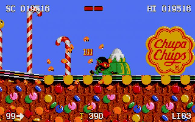 Chupa Chups game