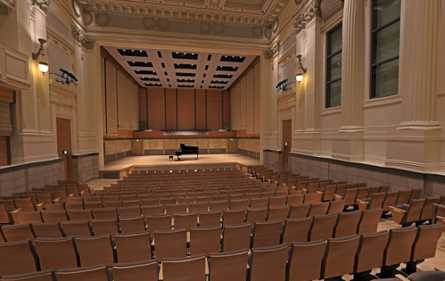 SF Conservatory of Music Concert Hall