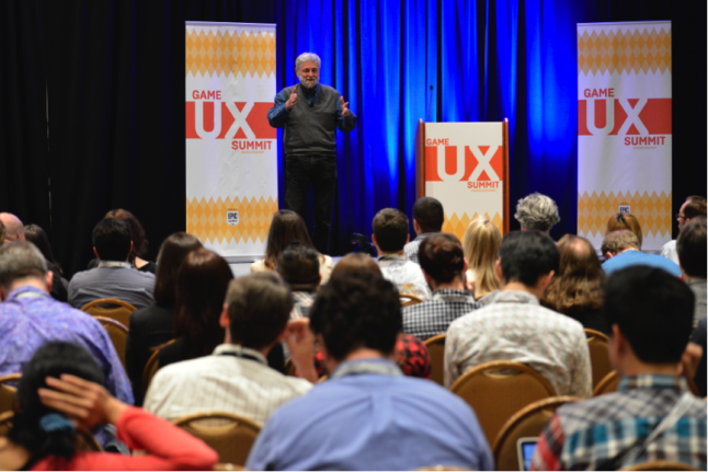 Game UX Summit 2016 Don Norman