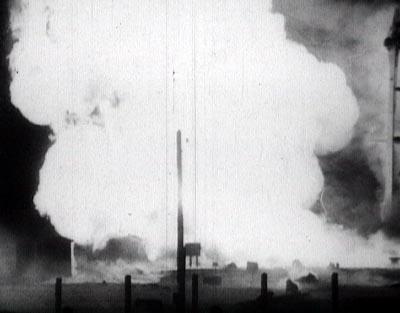 The Nedelin catastrophe at Baikonur Cosmodrome