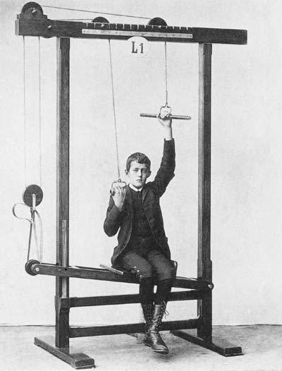 Good old exercise machine