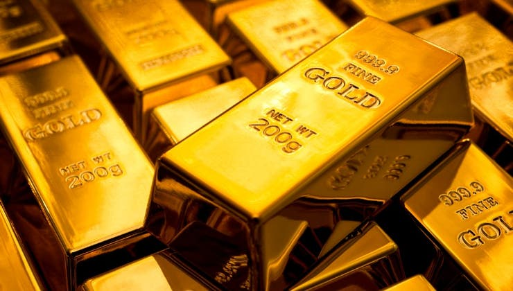Is gold's rally over if the US dollar bounces back?