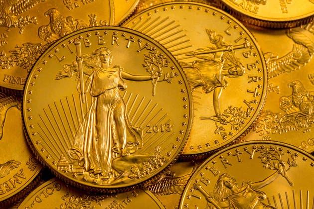 Precio del oro por definir veracidad de reciente explosión alcista
