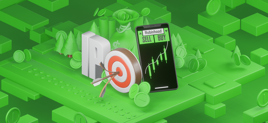 Robinhood IPO: Trade it with Pepperstone