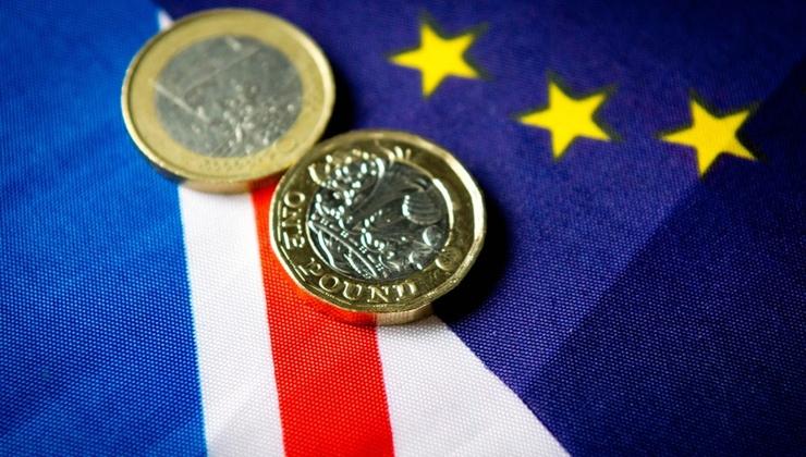 Idea de trading: Corto EURGBP tras ruptura de canal ascendente
