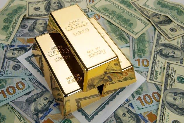 负利率预期压垮美元?或助推黄金剑指1750
