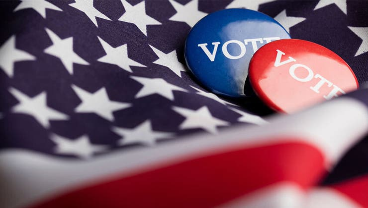 What if the US presidential election is contested?