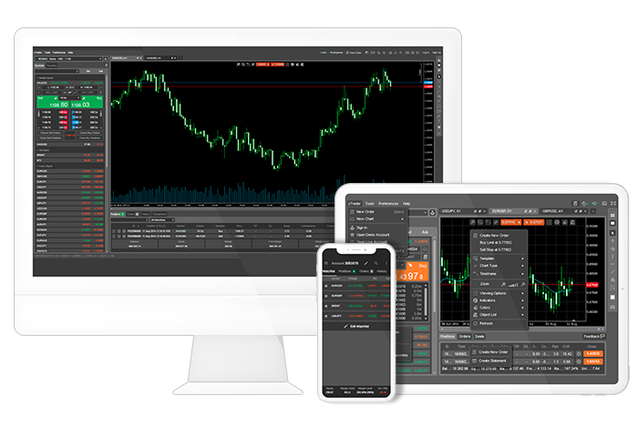 cTrader available across devices