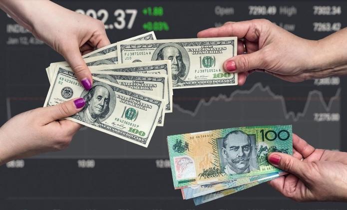 美元勢不可擋  澳元觸及新低