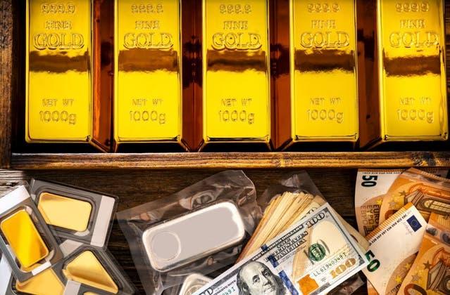 美元熄火 黄金爆发
