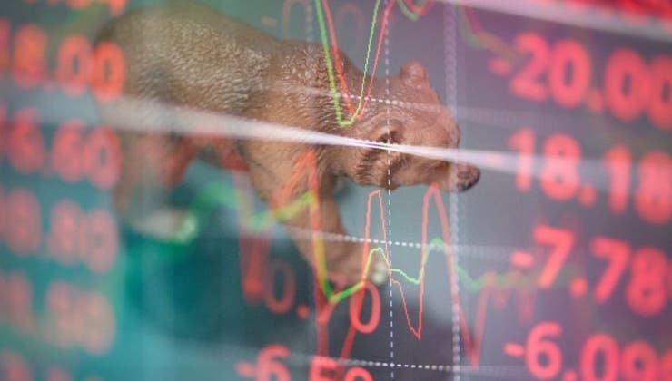 Equity markets come alive, with volatility front and centre