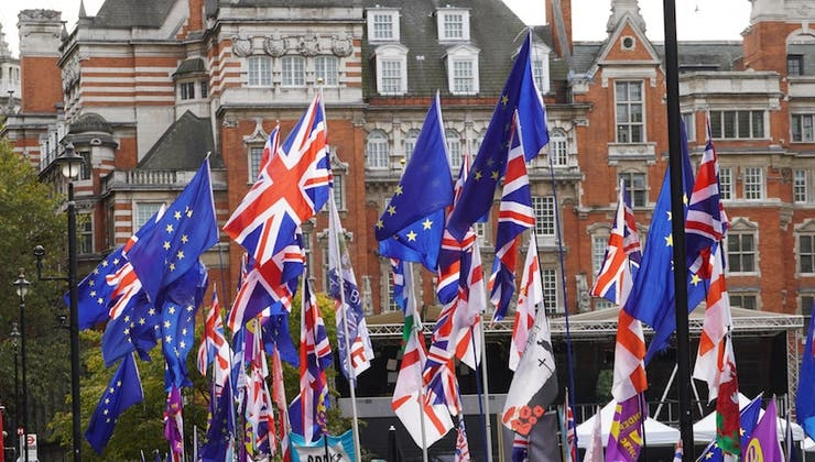 Huge period ahead of Brexit