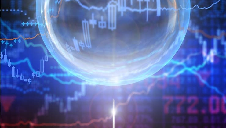 Irrational exuberance – addressing bubbles in financial markets