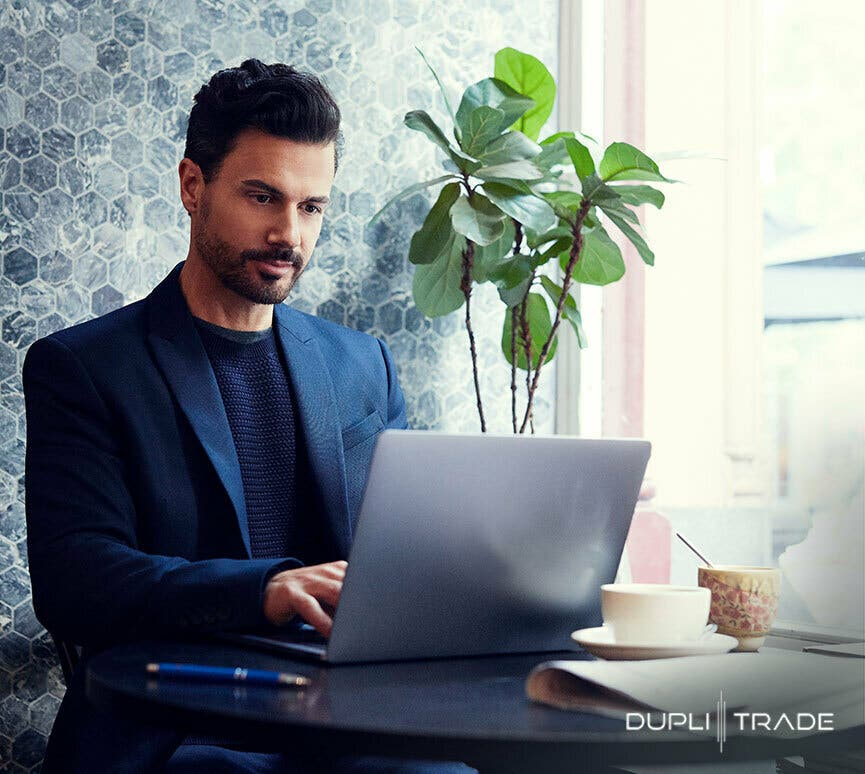DupliTrade is a trading strategy marketplace