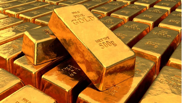 The Daily Fix: Gold finally breaks out with $1800 in its sights