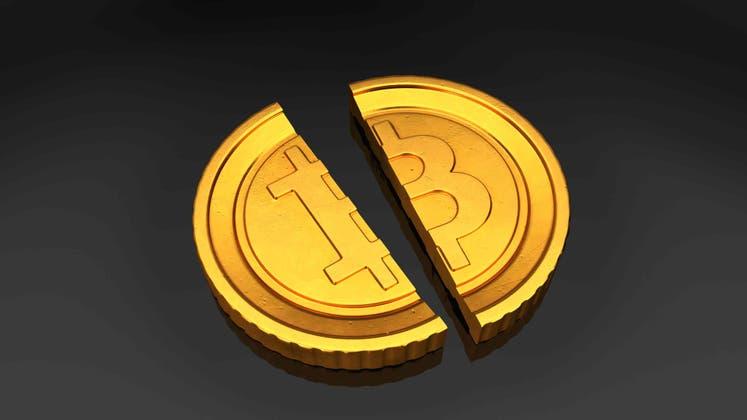 Bitcoin colapsa luego de alcanzar los $34,000