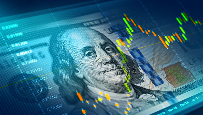 5 charts: US dollar index a key consideration for forex traders