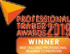 Professional Trader Awards logo