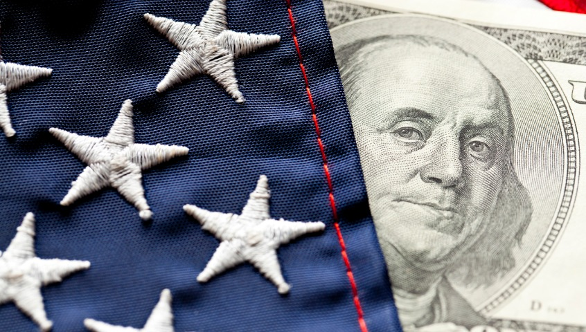 USD risk event as Congress debates fiscal package