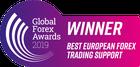 Global Forex Awards logo