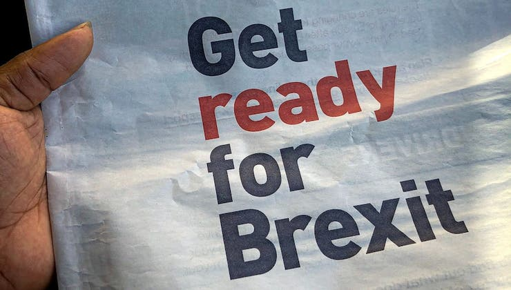 Get ready for Brexit phase two