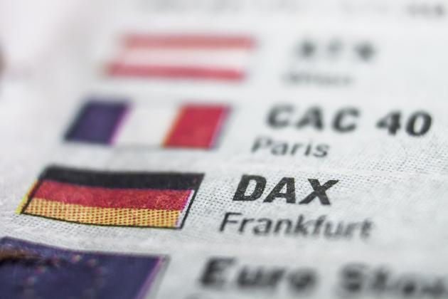 DAX erklimmt 16.000 Punkte - Und markiert damit ein neues Allzeithoch