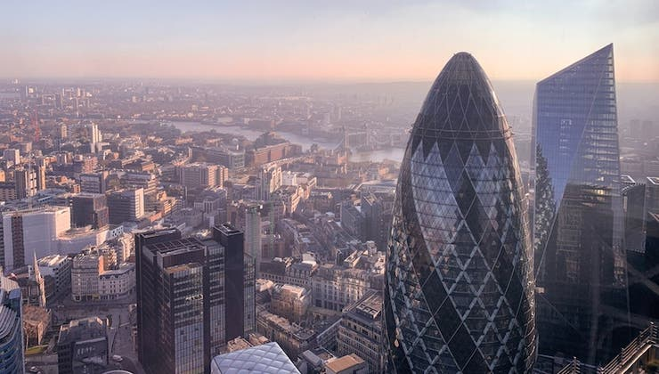 UK data deluge points to steadiness in the economy