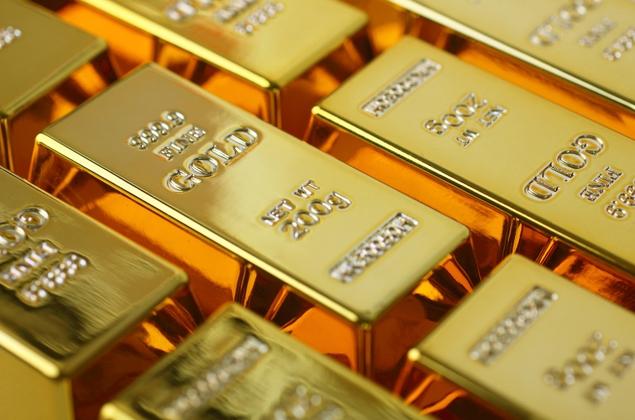 实际利率回升 黄金反弹受阻