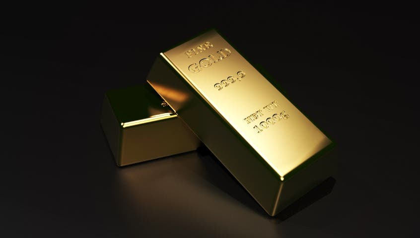 Trader thoughts - Gold flying high as the USD bears take over