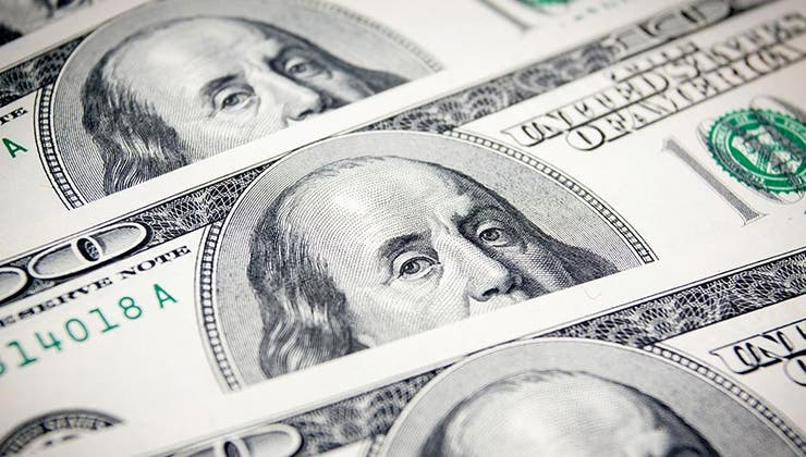 The Daily Fix: USD getting taken to the woodshed
