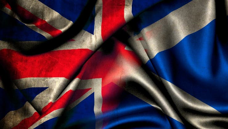 Post Scottish election it's the GBP show