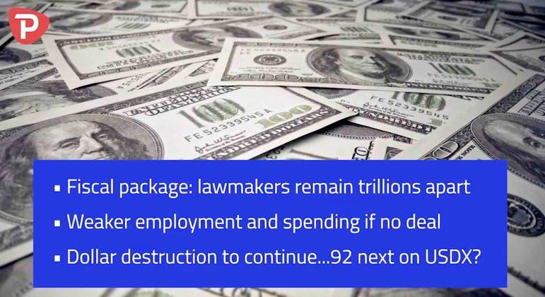 Trillions apart, still.