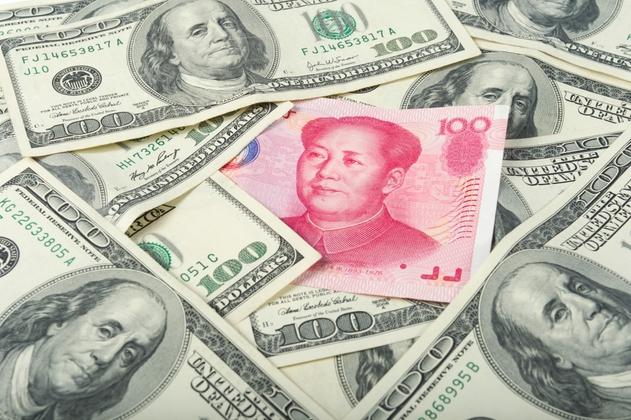 当弱势美元遇上强势人民币