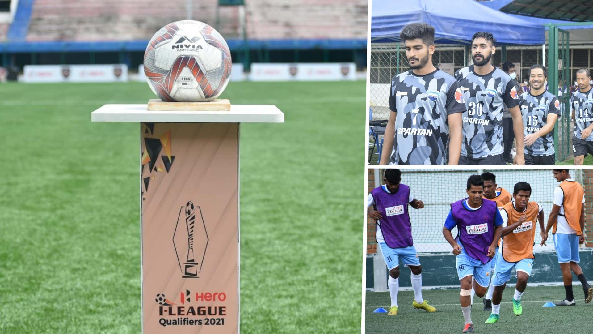 I-League Qualifiers 2021 – Final round: Teams, fixtures, table, top scorers and all you need to know