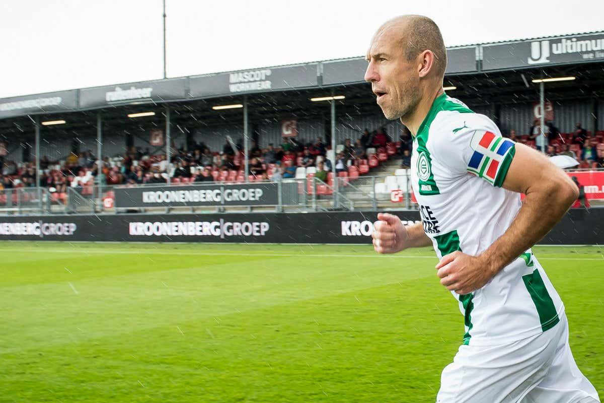 Arjen Robben Groningen 2020-21