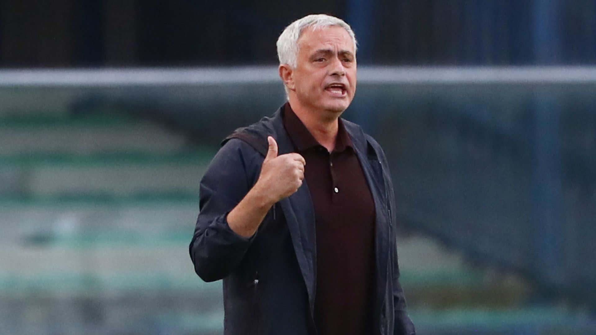 Mourinho admits 'emotional connection' to Newcastle amid job links