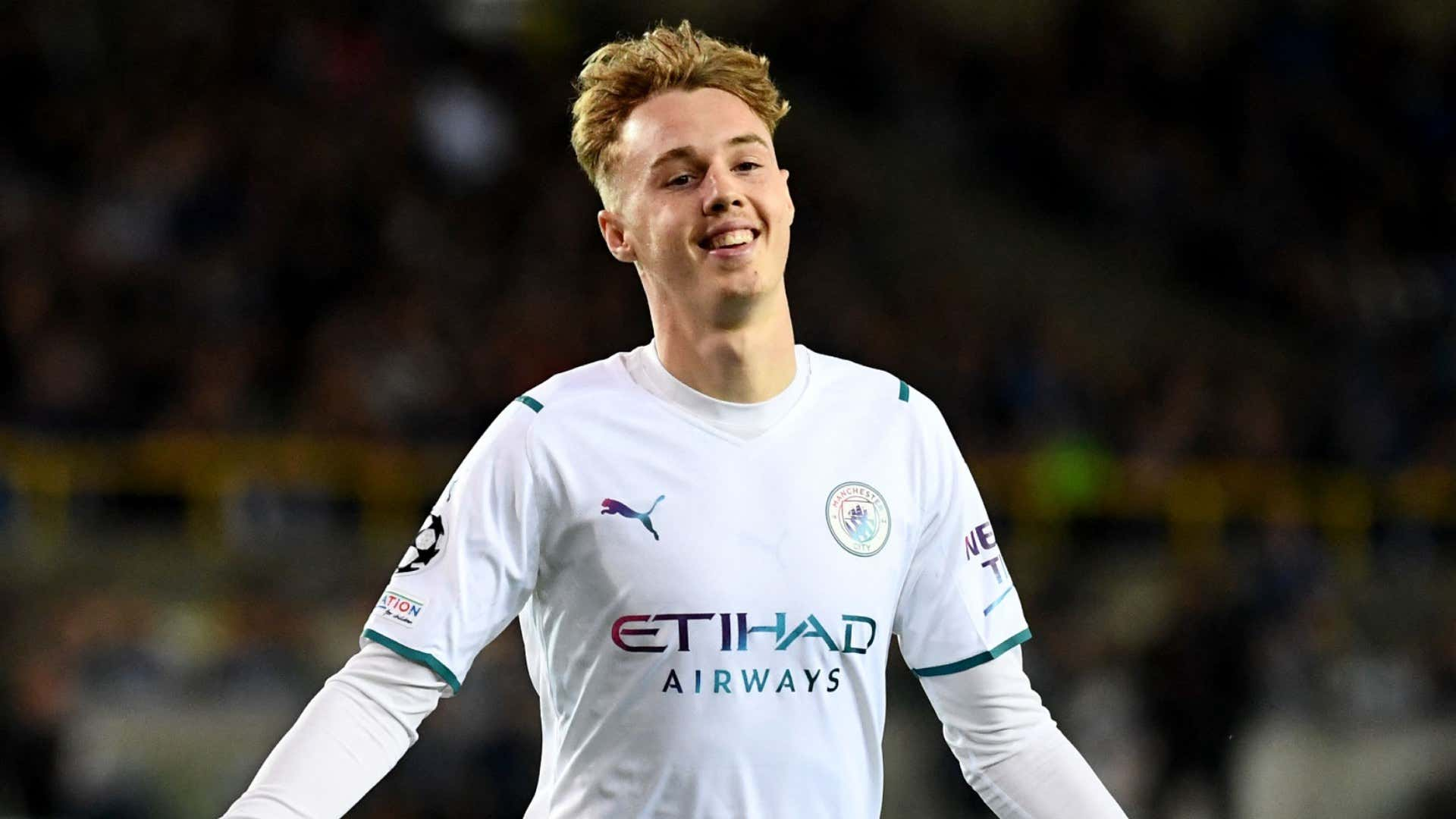 Manchester City starlet Palmer scores first Champions League goal against Club Brugge   Goal.com